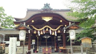 鶴丸国永を神事で使っていたという藤森神社に行ってみた話