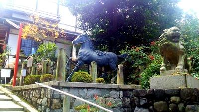 鍛冶神社・粟田神社、合槌稲荷神社とか三条のスタバとかその辺に行ってきた話